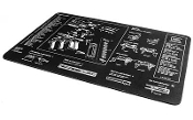 GENUINE GLOCK OEM BENCH MAT